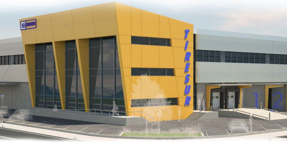 Grupo AM comienza las obras de su nuevo centro logístico en Madrid