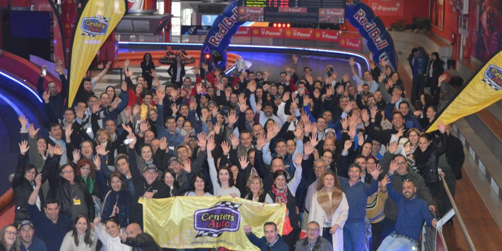 Centers Auto red de talleres del Grupo AM celebra con éxito su convención anual 2018