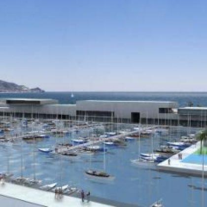 Puerto deportivo Playa Granada